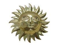 złocisty słońce zdjęcia stock