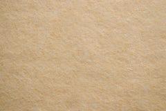 Złocisty tekstury tła papier w żółtej rocznik śmietance lub beżowym kolorze, pergaminowy papier, abstrakcjonistyczny pastelowy zł zdjęcie royalty free