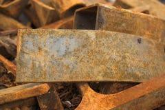 złom metali obrazy stock