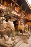 złota świątynia Obrazy Royalty Free