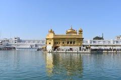 złota świątynia zdjęcia royalty free
