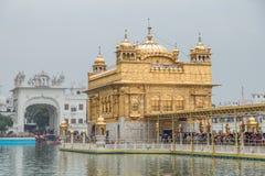 złota świątynia fotografia royalty free