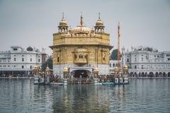 złota świątynia obrazy stock