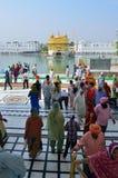 Złota Świątynia, Amritsar zdjęcie stock
