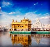 Złota świątynia, Amritsar zdjęcie royalty free