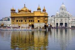 Złota świątynia Amritsar, India - zdjęcia royalty free