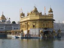 Złota świątynia Pundżab obraz stock