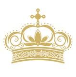 złota korona ilustracji