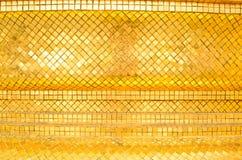 złota pagody powierzchni świątynia Thailand Zdjęcia Royalty Free