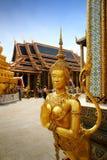 złota statua zdjęcia stock