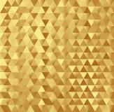 Złota tekstura Obraz Stock