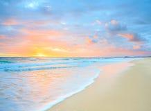 Złota wybrzeże, Queensland, Australia Obraz Royalty Free