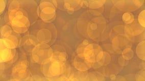 złote sfery ilustracja wektor