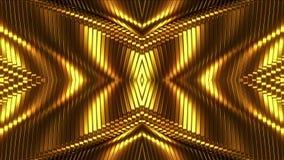 złote tło linie royalty ilustracja