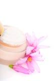 Anta starzenia się moisturiser płukanka. zdjęcia royalty free