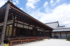 Złotego pavilionï ¼ ˆKinkakuji Templeï ¼ Złoty ‰ Kyoto Japonia Zdjęcia Royalty Free