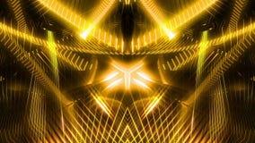 Złotej łuny tło royalty ilustracja