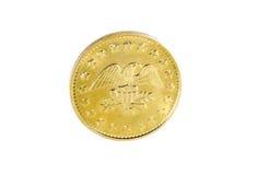złoto monet Zdjęcie Royalty Free