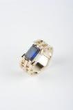 Złoto pierścionek obrazy stock