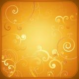 złoto tła Obraz Royalty Free