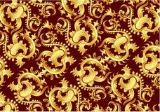 złoto tła Zdjęcie Stock