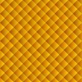 Złoty żółty geometryczny tło dla scenerii strona internetowa, sztandar, ulotki, pokrywy, pakuje ilustracja wektor