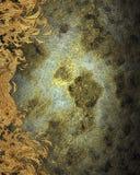 Złoty abstrakcjonistyczny projekta szablonu projekt Element dla projekta Szablon dla projekta odbitkowa przestrzeń dla reklamy br Obrazy Stock
