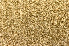 Złoty błyszczący tło Zdjęcie Stock