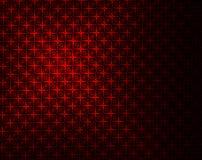 Złoty brązu światła abstrakta wzór - antykwarski geometryczny styl Zdjęcia Royalty Free