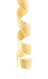 Złoty faborek zdjęcie royalty free