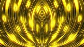 Złoty krzywy tło zbiory
