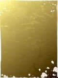 złoty liść royalty ilustracja
