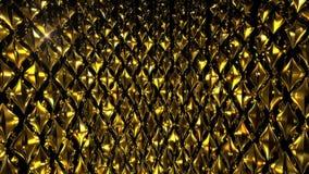 Złoty liścia tło ilustracji