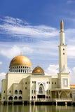 złoty meczetu Zdjęcie Royalty Free