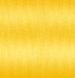 Złoty Oczyszczony tło zdjęcie stock