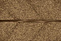 Złoty półkowy tło i błyszczący złocisty materiał, deseniowy metal zdjęcia stock