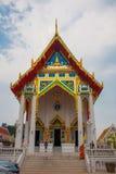 Złoty pałac toaleta Chiang Raja, Tajlandia Obraz Royalty Free