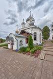 Złoty pierścionek Rosja miasto Pereslavl-Zalessky obraz royalty free