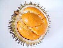 Złoty Pomarańczowy Durian Fotografia Stock