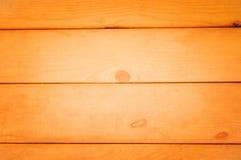 Złoty Pusty pusty drewniany tło, malująca zmroku stołu powierzchnia, barwiąca drewniana tekstura wsiada z kopii przestrzenią, roc zdjęcia stock