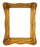 złoty ramowy zdjęcia stock