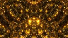 Złoty sedna tło ilustracja wektor