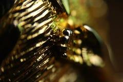 złoty tła abstrakcyjne Zdjęcie Royalty Free