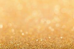 złoty tła abstrakcyjne Zdjęcia Royalty Free