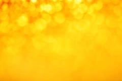 złoty tła crunch Fotografia Royalty Free
