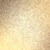 Złoty tło, bieliźniana tekstura Zdjęcie Royalty Free