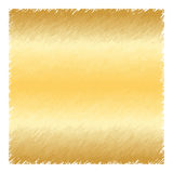 Złoty tło kwadrat 1 horyzontalny royalty ilustracja