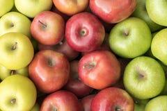 Złoty - wyśmienicie, galówko i babci Smith jabłko, Kisac, Serbia zdjęcia royalty free