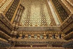 Złoty wzór… fotografia stock