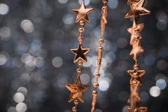 złotych gwiazd Zdjęcie Stock